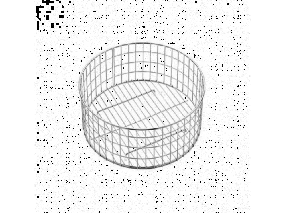 DB37 круглая нержавеющая сталь для стальных моек DB37C в фирменном магазине Smeg