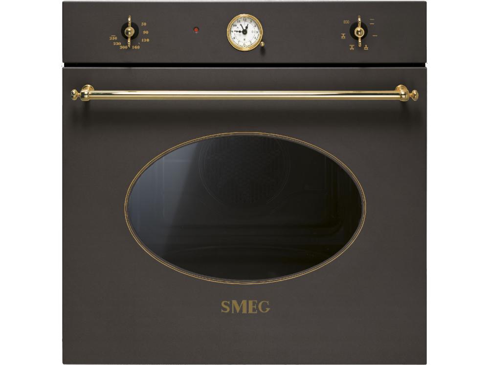SF800C  в фирменном магазине Smeg
