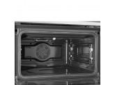 Компактный духовой шкаф, комбинированный с микроволновой печью, 60 см, Серебристый Smeg SF4106WMCS