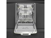 Встраиваемая посудомоечная машина, Стиль 50-х, 60 см, Кремовый Smeg ST2FABCR2
