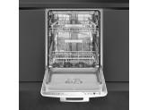 Встраиваемая посудомоечная машина, Стиль 50-х, 60 см, Белый Smeg ST2FABWH2