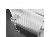 Отдельностоящий двухдверный холодильник, 70 см, Антрацит Smeg FA490RAN