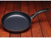 Набор алюминиевой посуды с алмазным покрытием из кастрюли, сотейника и 2-х ковшей с крышками и 2-х сковород, Черный Swiss Diamond XD Classic+ Induction