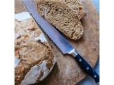 Нож кухонный для хлеба Prestige, 22 см, сталь молибден-ванадиевая (X50 Cr Mo V 15)/ацетальная смола, Черный Swiss Diamond Knives
