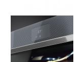 Холодильный шкаф для вина встраиваемый, 45 см, Серый Smeg CVI118RWS2