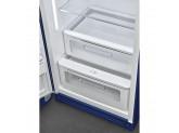 Отдельностоящий однодверный холодильник, стиль 50-х годов, 60 см, Британский флаг Smeg FAB28LDUJ3