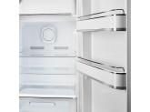 Отдельностоящий однодверный холодильник, стиль 50-х годов, 60 см, Dolce & Gabbana Smeg FAB28RDGC5