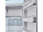 Отдельностоящий однодверный холодильник, стиль 50-х годов, 60 см, Голубой Smeg FAB28RPB5