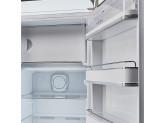 Отдельностоящий однодверный холодильник, стиль 50-х годов, 60 см, Белый Smeg FAB28RWH3