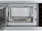 Встраиваемая микроволновая печь, 60 см, Нержавеющая сталь Smeg FMI325X