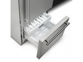 Отдельностоящий холодильник, 74 см, Нержавеющая сталь Smeg RF376RSIX
