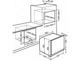 Многофункциональный духовой шкаф, 60 см, Белый Smeg SF6101VB