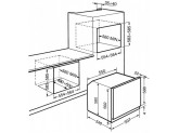 Многофункциональный духовой шкаф, 60 см, Серый Smeg SF800C