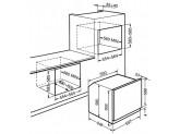 Многофункциональный духовой шкаф, 60 см, Кремовый Smeg SF800PO