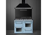 Отдельностоящий варочный центр, 110х60 см, Голубой Smeg TR4110AZ