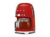 Капельная кофеварка, Красный Smeg DCF02RDEU