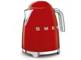 Чайник электрический, объем 1,7 л, Красный Smeg KLF03RDEU