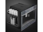 Автоматическая кофемашина, 60 см, Серебристый Smeg CMS4104S