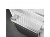 Отдельностоящий холодильник, 70 см, Кремовый Smeg FA8005RAO