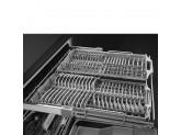 Отдельностоящая посудомоечная машина в стиле 50-х годов, 60 см, Чёрный Smeg LVFABBL2