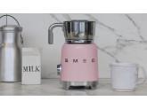 Вспениватель молока, Стиль 50-х, Розовый Smeg MFF01PKEU