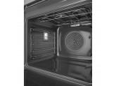 Многофункциональный духовой шкаф с пароувлажнением, 60 см, Нержавеющая сталь Smeg SO6300S2X