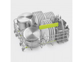 Полностью встраиваемая посудомоечная машина, 60 см, Чёрный Smeg ST65225L