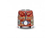 Тостер на 2 ломтика, Dolce & Gabbana Smeg TSF01DGEU