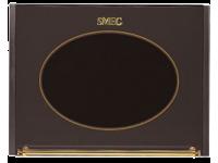 Декоративная дверца для микроволновой печи в стиле Сolonial Smeg SEPMO800