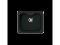 Композитная мойка,, Цвет, Антрацит (GRANITEK) Smeg LSE58A