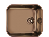 Мойка, Нержавеющая сталь с PVD-покрытием, Медный Smeg UM45RA2