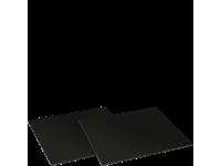 Раздвижные доски для мойки VR78 чёрный Smeg CVB40N2