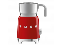 Вспениватель молока, Стиль 50-х, Красный Smeg MFF01RDEU