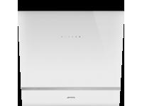 Вытяжка настенная, 60 см, Белый Smeg KV26B
