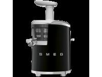 Соковыжималка шнековая, 43 об/мин, Чёрный Smeg SJF01BLEU