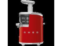 Соковыжималка шнековая, 43 об/мин, Красный Smeg SJF01RDEU