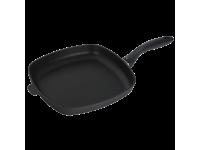 Алюминиевая сковорода-гриль 28 х 28 см, Черная Swiss Diamond XD Classic+