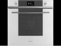 Многофункциональный духовой шкаф, 60 см, Белый Smeg SF6102TVB