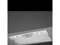 Встраиваемая вытяжка, 52,4 см, Нержавеющая сталь Smeg KSEG5XSA