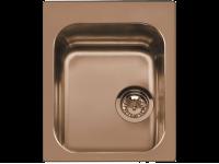 Мойка, Нержавеющая сталь с PVD-покрытием, Медный Smeg VS34P3RA