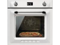 Многофункциональный духовой шкаф с функцией пиролиза, 60 см, Белый Smeg SFP6925BPZE1