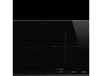 Индукционная варочная панель, 70 см, Чёрный Smeg SI1M7733B