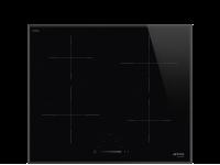 Индукционная варочная панель, 60 см, Чёрный Smeg SI4642B