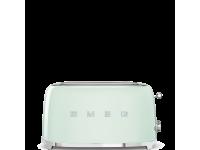 Тостер на 4 ломтика, Зеленый Smeg TSF02PGEU