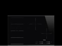 Индукционная варочная панель, 78 см, Чёрный Smeg SI1F7845B