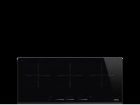 Индукционная варочная панель, 90 см, Чёрный Smeg SIH7933B