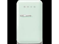 Отдельностоящий минибар, Зеленый Smeg FAB5RPG5, стиль 50-х гг.