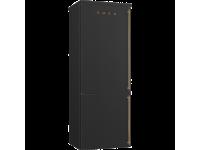 Отдельностоящий холодильник, 70 см, Антрацит Smeg FA8005LAO5