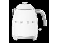 Мини-чайник электрический, объем 0,8 л, Белый Smeg KLF05WHEU