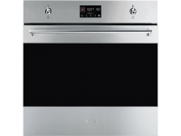 Многофункциональный духовой шкаф, 60 см, Нержавеющая сталь Smeg SO6302TX